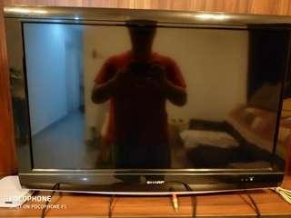 Sharp 32 inch TV