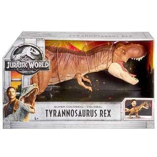 Jurassic World Fallen Kingdom Super Colossal Tyrannosaurus Rex (Park T-Rex Marvel Legends Select DC Universe Classics DCUC Multiverse Collectibles)
