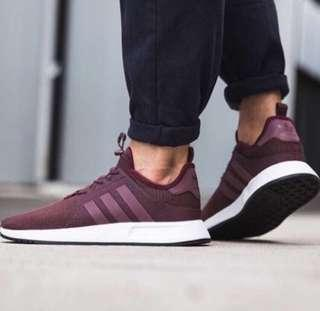 RTP $130 BNIB Adidas X_PLR maroon US9