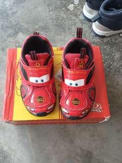 Lightning Mcqueen Boy Shoes