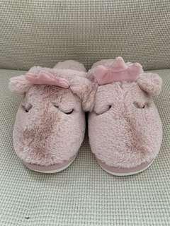Brand new girl slippers