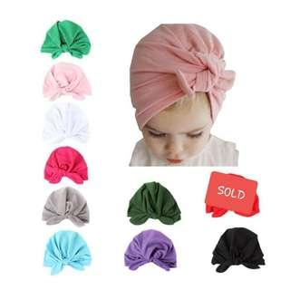 Instock Turban for baby
