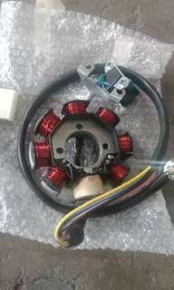 Coil magnet dtm 200 / 150