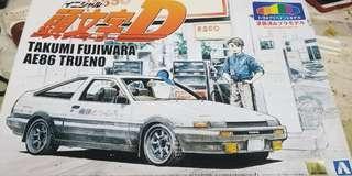 青島己上色AE86