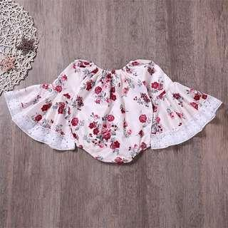 INSTOCK Pretty Baby Girl Rompers