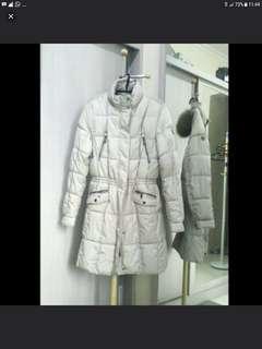 Jaket winter coat merk Geox