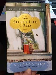 🚚 The secret of the bees from the U.S. brand new. novel in English.