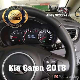 Kia Caren Lufi X1 Revolution OBD OBD2 Meter Gauge