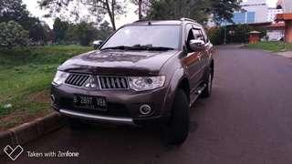 Pajero Exceed AT 2012
