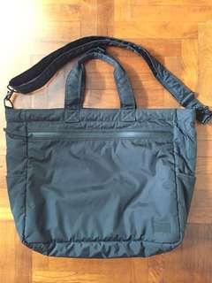 Head porter tote bag black beauty