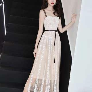 Dinner Maxi Dress Evening Gown