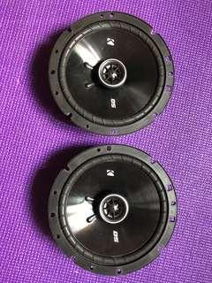 "Kicker DS670 6.75"" Car Speakers"