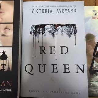 The Red Queen by Victoria Ayeyard