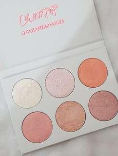 Colourpop Highlighting Palette