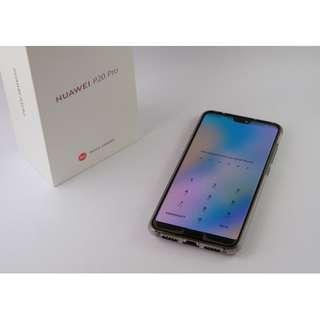 2 Months Old Huawei P20 Pro Complete Not samsung iphone vivo oppo