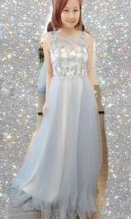 Wedding dress, dinner dress, Long dress