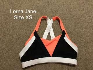 Lorna Jane sport bra size xs