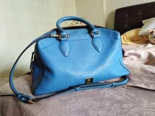 Auth MCM Bag