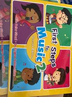 First steps to Music 2 (2nd edition)