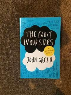 The Fault in Our Stars Book John Green