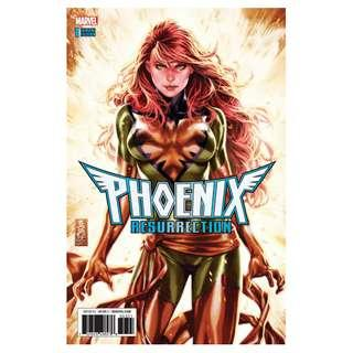 Phoenix Resurrection 1 Exclusive Brooks Variant
