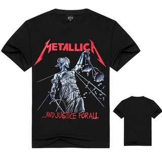 Metallica Tshirt Justice For All