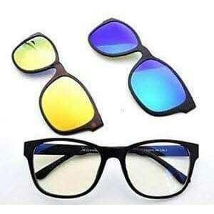 3 in 1 magnet Glasses