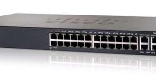 Cisco SG300-28 SFP network manage switch