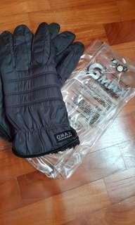 GMax Winter Gloves (size M, gray)