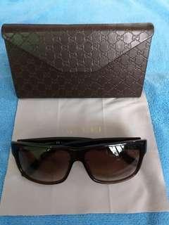 100%real全新Gucci太陽眼鏡 not lv chanel prada rayban