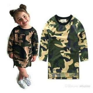 SALE!! Freesize: Loose style, fits 2 - 5 years od