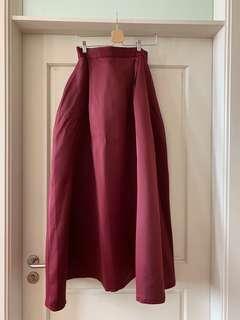 Fashionvalet for downy volume skirt