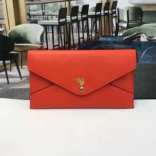 🈹Louis Vuitton Leather Clutch