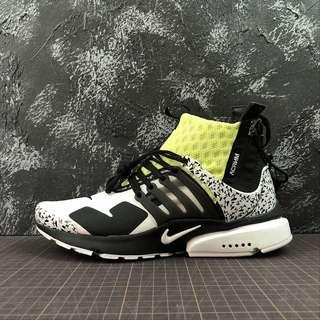 Nike Acronym Presto Dynamic Yellow US 9