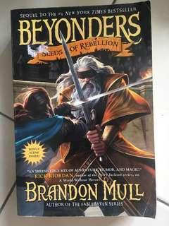 Beyonders: seeds of rebellion
