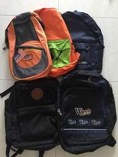 Backpack, school bag