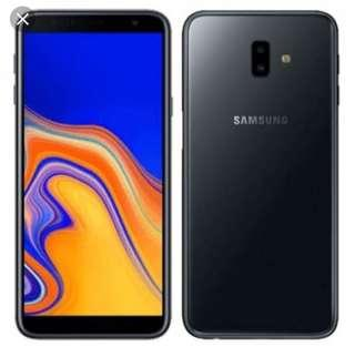 Kredit Samsung Galaxy J6 plus 0% Tanpa Kartu kredit