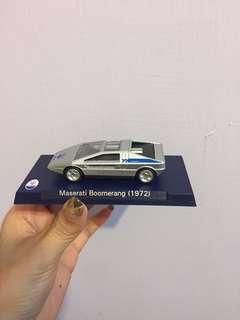 🚚 1:60瑪莎拉蒂典藏模型車
