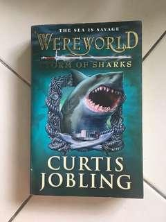 Wereworld: storm of sharks