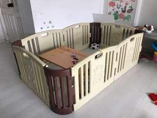 Kid Baby play yard