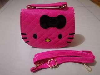 Cute Hello kitty Sling Bag