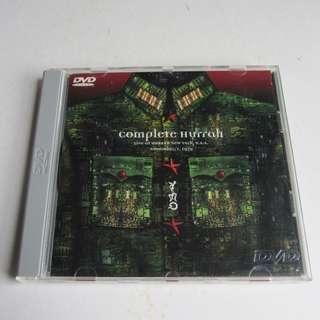 DVD。YMO。COMPLETE HURRAH 、Yellow Magic Orchestra LIVE AT HURRAH NEW YORK USA 1979