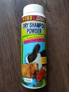 Dry Shampoo for Rabbits, Guinea Pigs and Hamsters