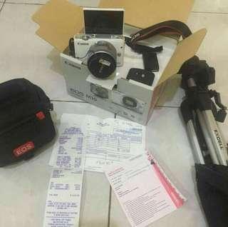 Jual BU Canon EOS Mirrorles M10