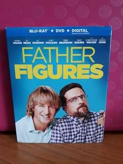USA Blu Ray Slipcase - Father Figures