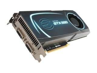 GTX 580 1.5GB Evga