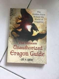 The ultimate unauthorised eragon guide