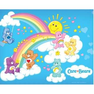 Care bears poster