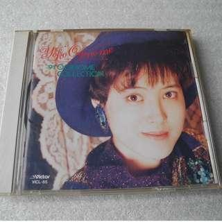 CD 荻野 目洋子 YOKO OGINOME。EAT YOU UP 陳慧嫻跳舞街原曲、16 COLLECTION、MADE IN JAPAN
