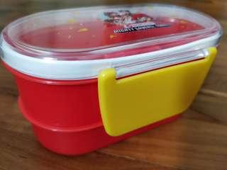 Kids Lunch Box Two Tier Bento Box